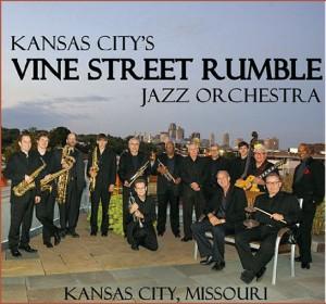 Vine Street Rumble -- Jazz @ Gary Dickinson Performing Arts Center